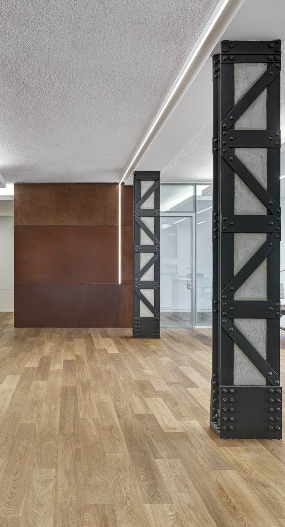 Unternehmensberatung Krausenhöfe | Falkenberg Innenarchitektur